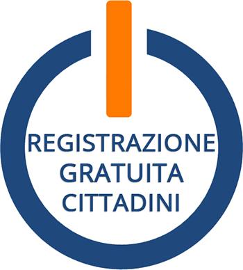 registrazione gratuita cittadini