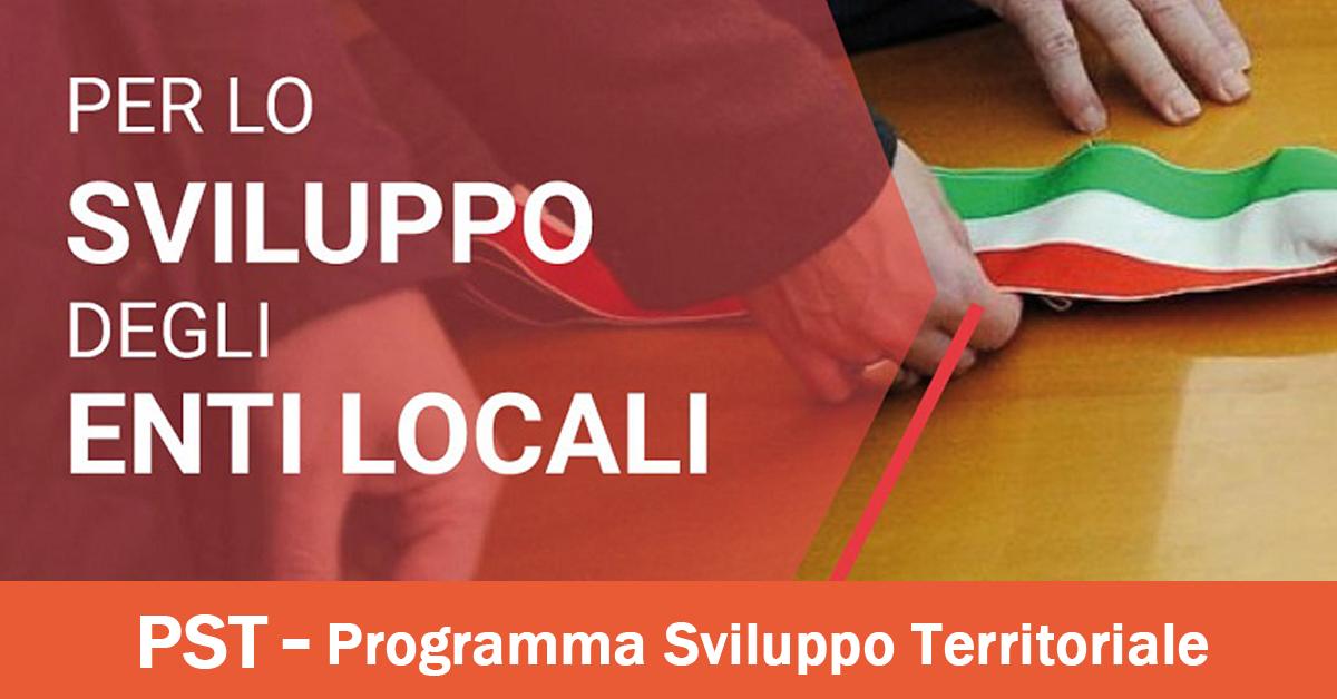 Pst programma di sviluppo territoriale per i comuni italiani - Sistema catasto tavolare elenco comuni ...