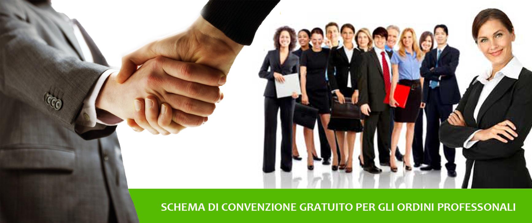 Convenzione Ordini Professionali